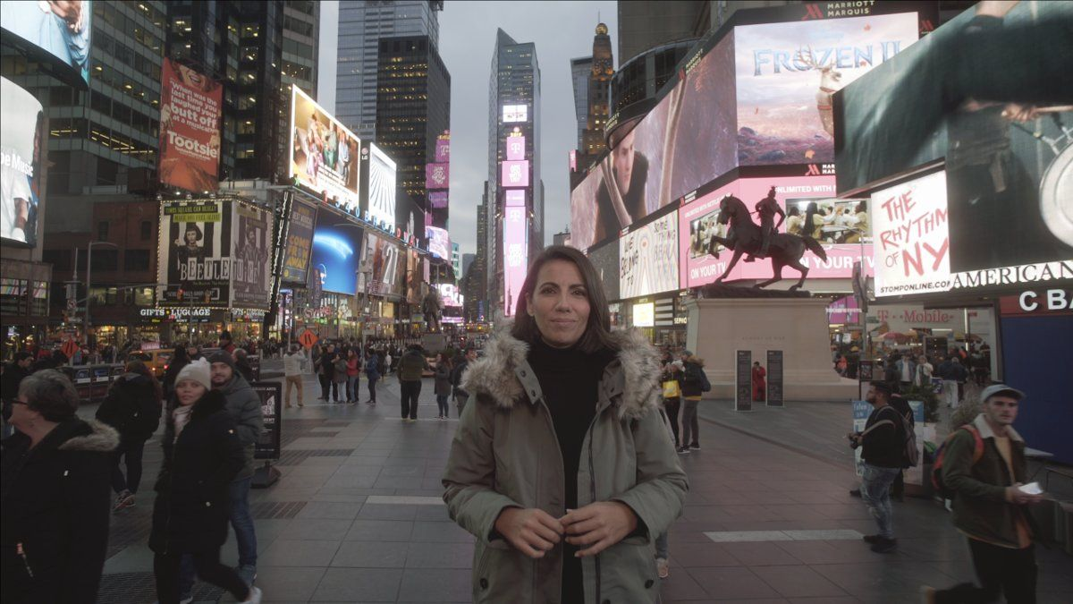 Ana Pastor, en la tercera temporada de '¿Dónde estabas entonces?'