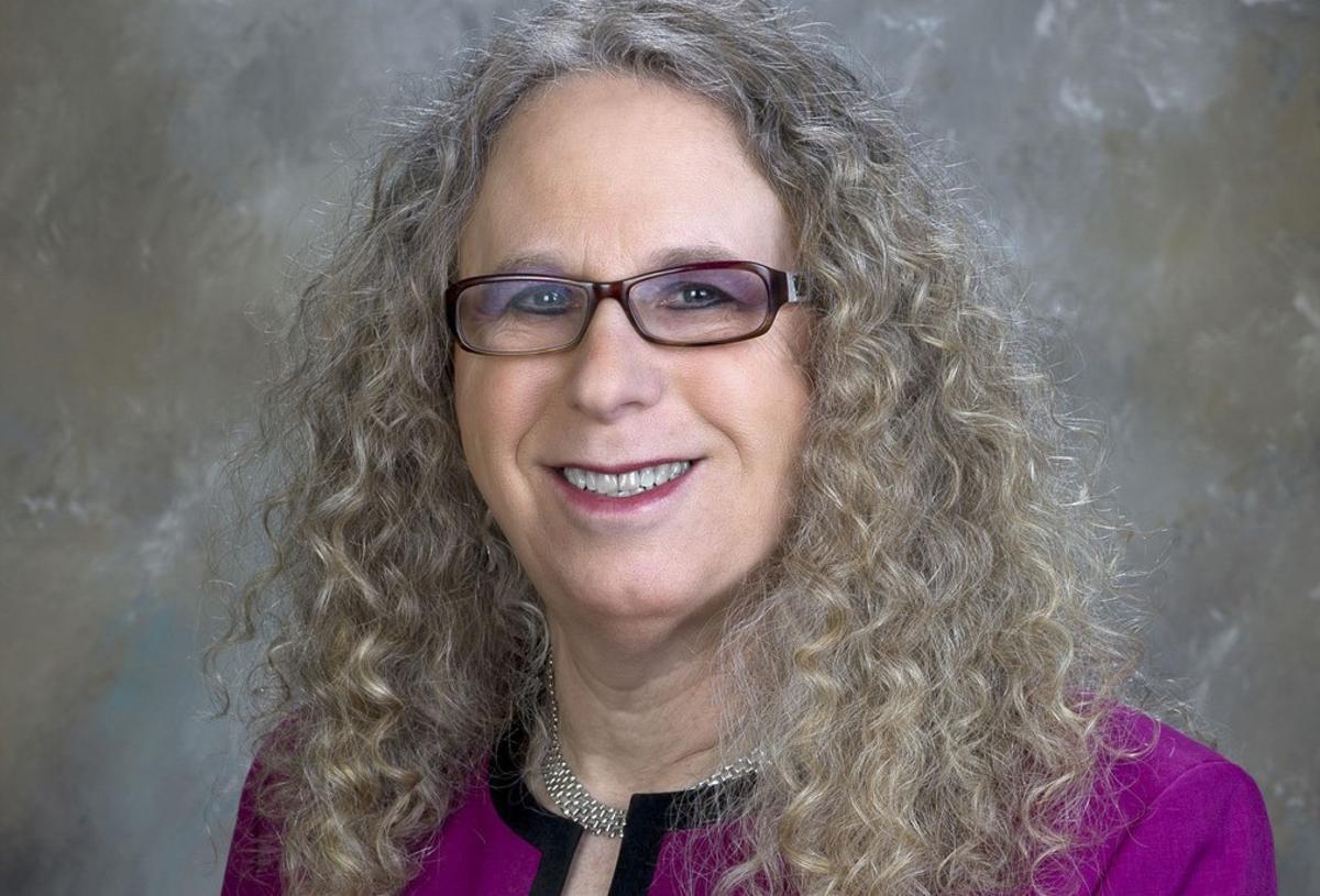 La doctora Rachel Levine, en una imagen facilitada por la oficina de transición de Biden.