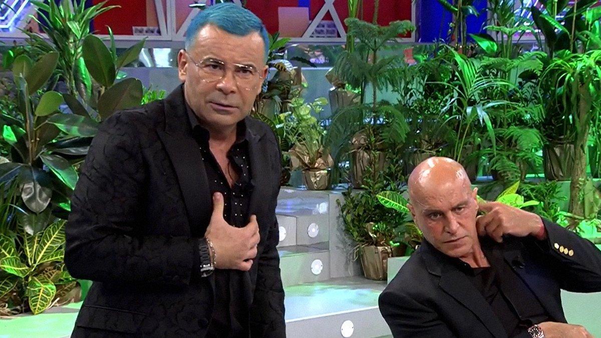 """Jorge Javier, impactado por el caché de Isabel Pantoja en las Campanadas: """"No me lo creo"""""""