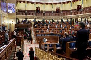 La majoria del Congrés recolza Sánchez amb els indults
