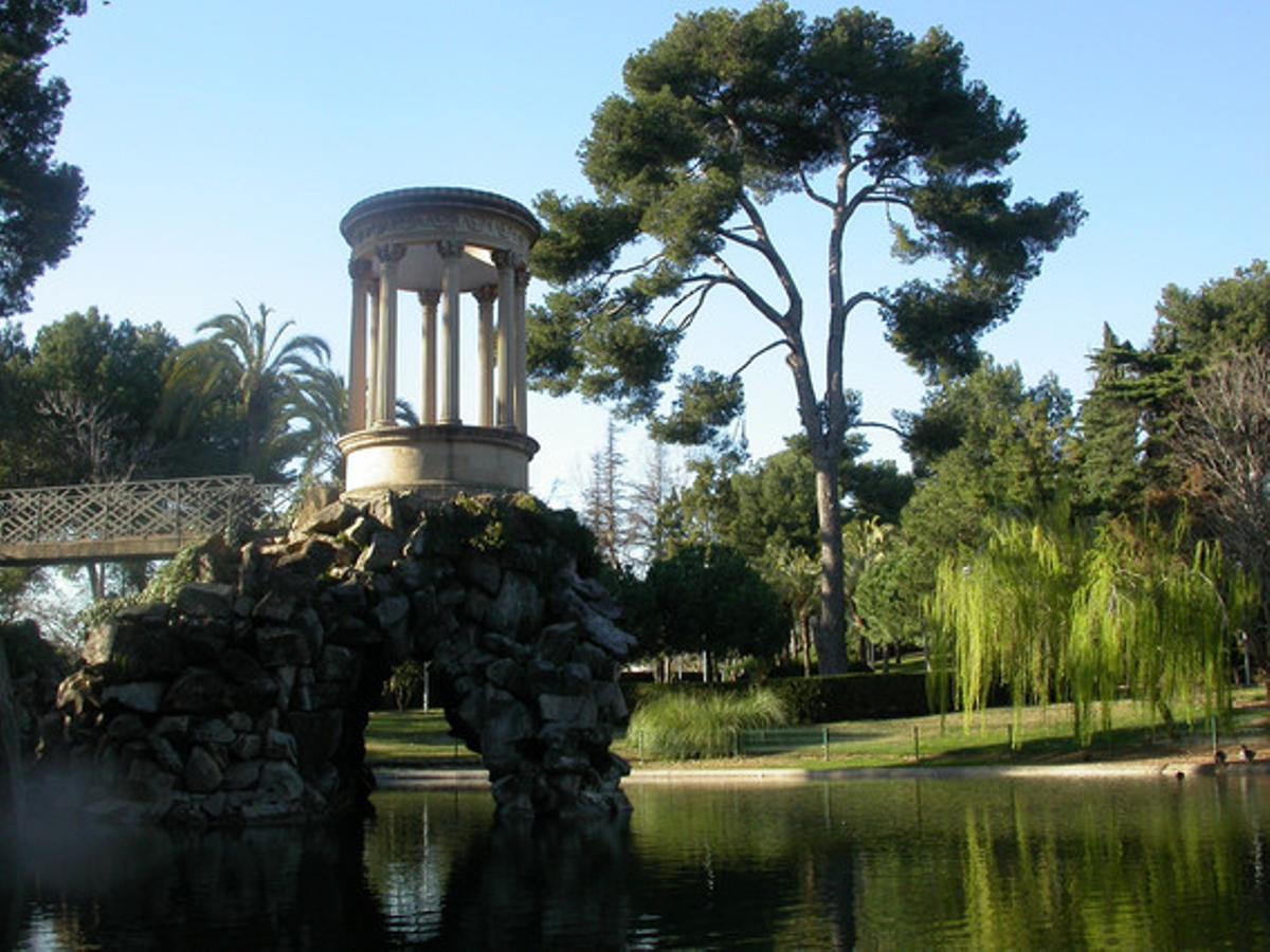 El parque de Can Vidalet obtiene una nota de 8 en la encuesta de satisfacción del Área Metropolitana de Barcelona.