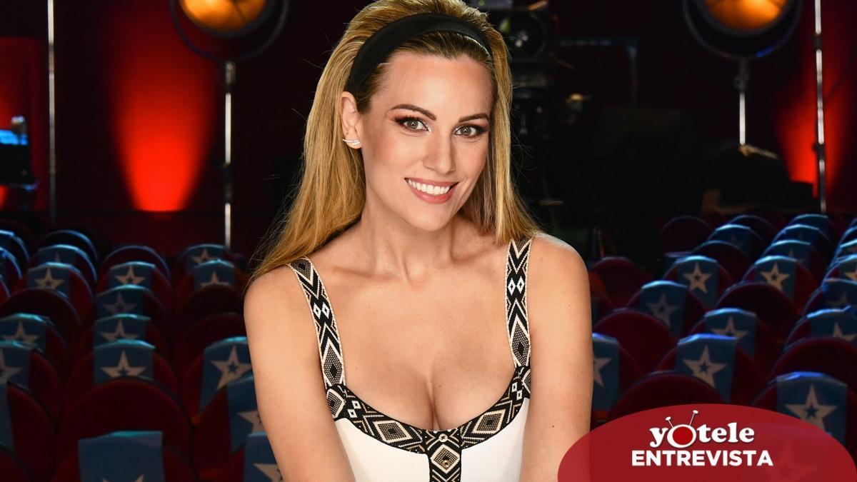 Edurne, jurado de la sexta edición de 'Got Talent'.