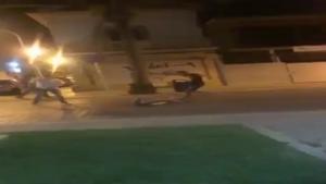Així va ser la pallissa mortal a Carlo Heuvelman a la platja de Palma