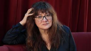 La directora catalana Isabel Coixet, en el Hotel Casa Bonay, de Barcelona.