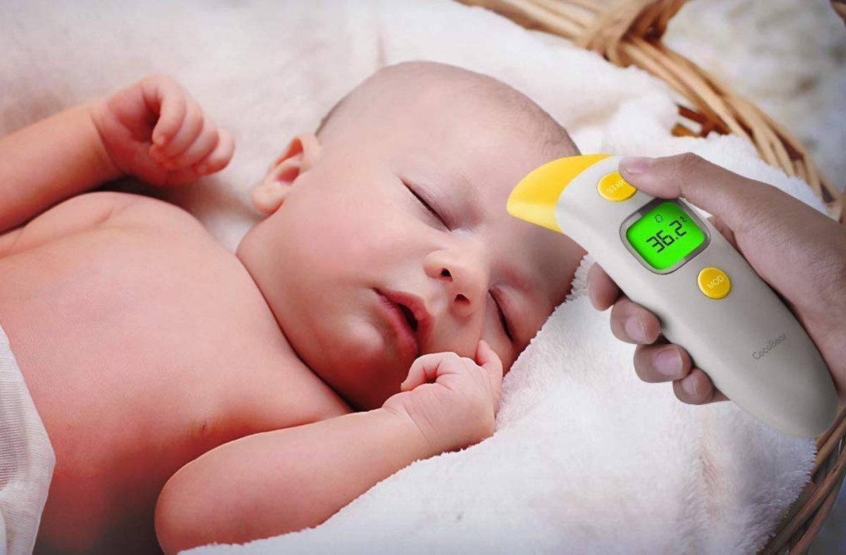 Mejores termómetros infrarrojos: los mejores modelos para la fiebre