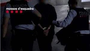A la presó per presumptament col·locar un explosiu en una excavadora després de ser acomiadat
