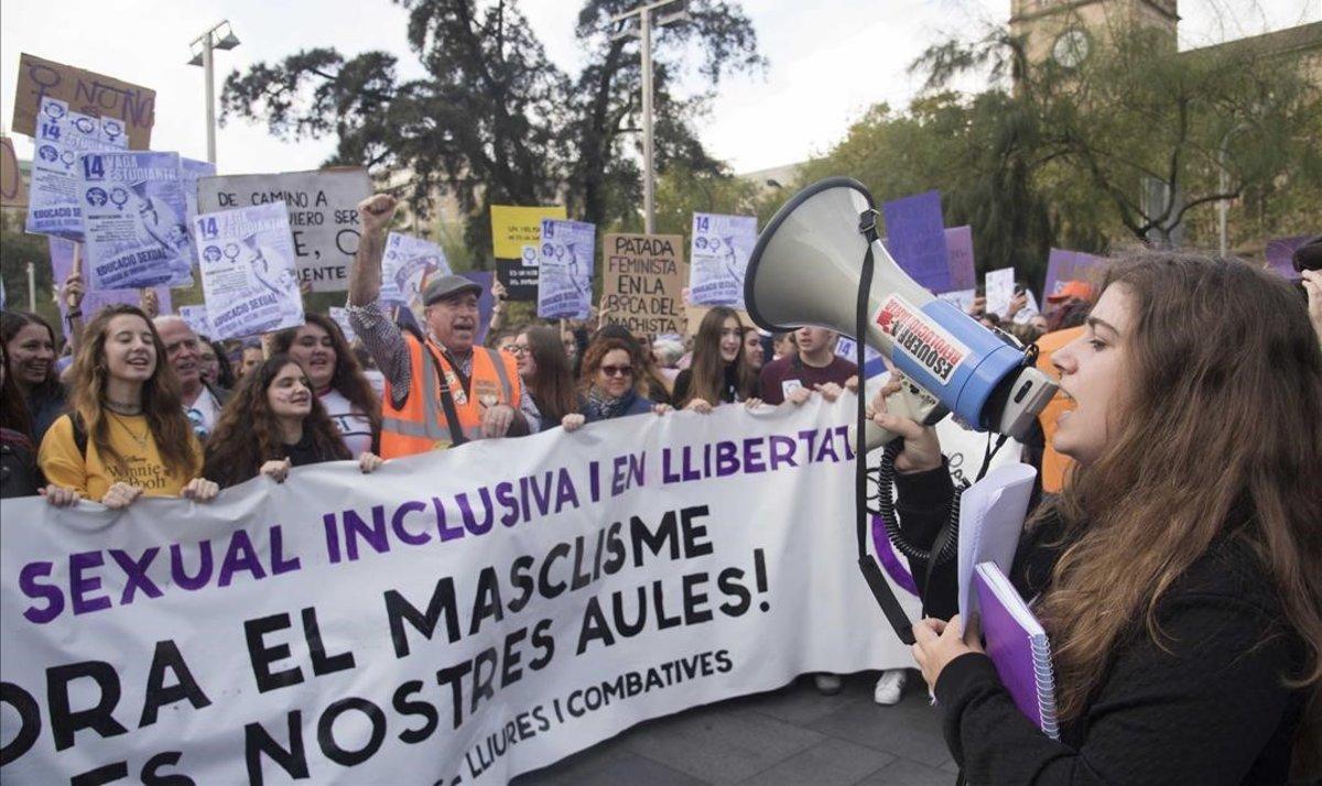 """En España hubo en el 2017 29.000 ataques machistas frente a 6.900 casos de violencia estrictamente """"doméstica"""""""