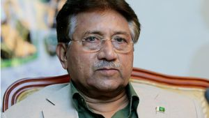 Condenado a pena de muerte el expresidente de Pakistán Pervez Musharraf.