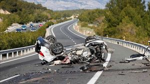 El 2019 acaba amb el mínim històric de víctimes a la carretera: 1.098 morts