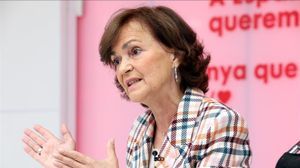 Calvo afirma que sent «vergonya» que Casado faci «anti-Espanya» a Europa
