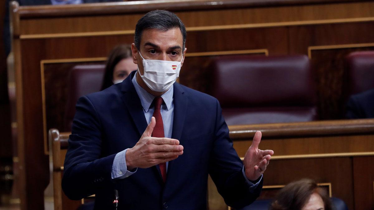 Sánchez ofereix revisar l'aplicació de l'estat d'alarma al març