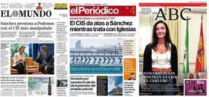 Prensa de hoy: Las portadas de los periódicos del jueves 4 de julio del 2019
