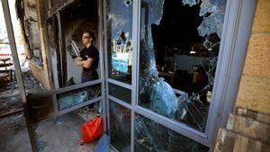 Un restaurante judío atacado en la ciudad de Acre