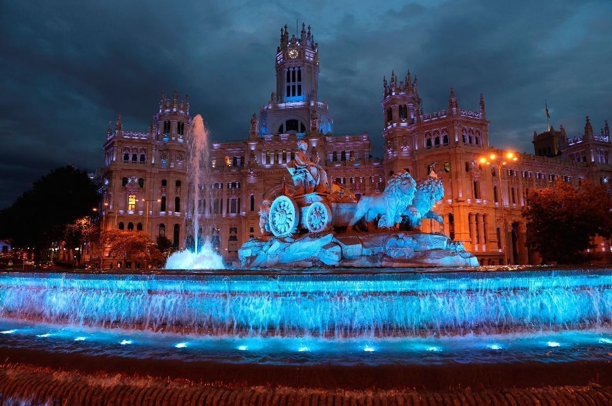 Madrid, Madrid, me desesperas