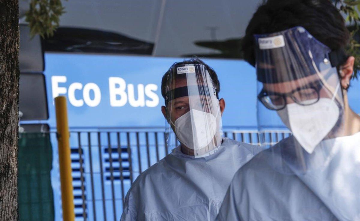 Coronavirus en el mundo: 320.000 casos en las últimas 24 horas
