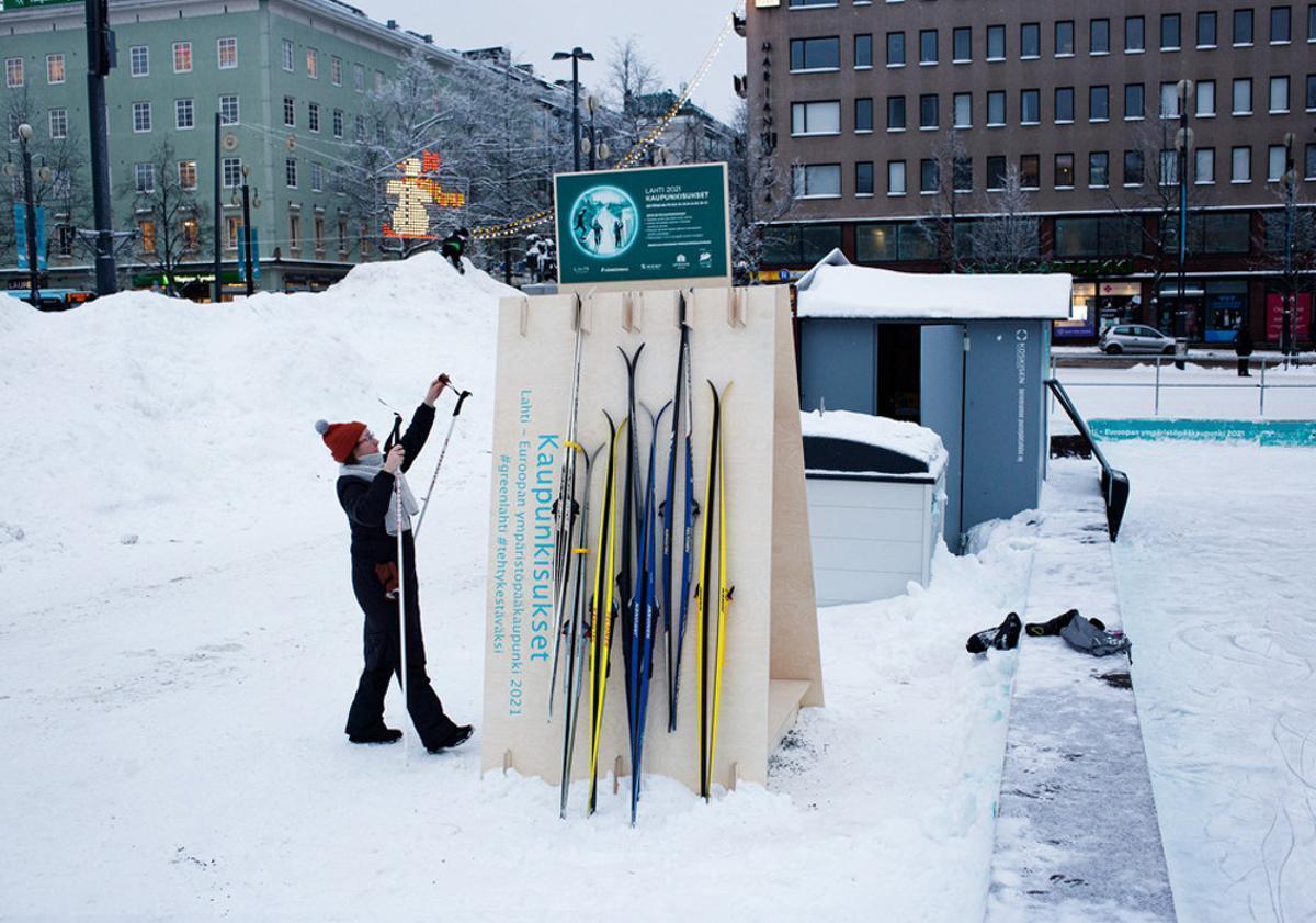 El país más feliz del mundo, Finlandia, busca mano de obra extranjera desesperadamente
