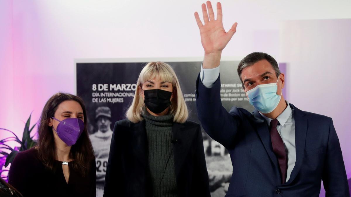 El PSOE, Podem i el feminisme: no només una treva