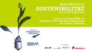 Resumen de los premios Sostenibilidad del BBVA.