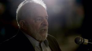 El expresidente brasileño Lula.