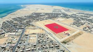 Politica  Port puerto Dakhla