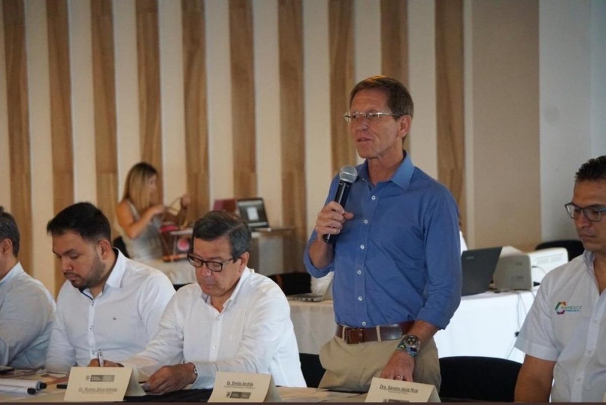 Emilio Archila, consejero presidencial para la Estabilización y la Consolidación.