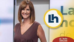 'La hora de La 1': evolució a l'alça de l'aposta matinal de TVE amb Mónica López