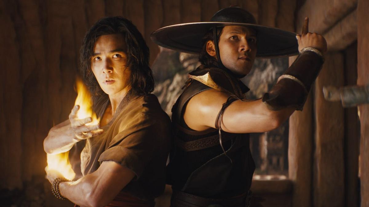 Un fotograma de 'Mortal Kombat'.