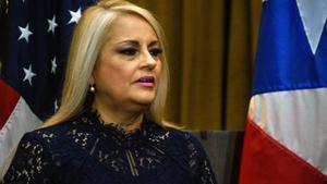 Wanda Vázquez, gobernadora de Puerto Rico.