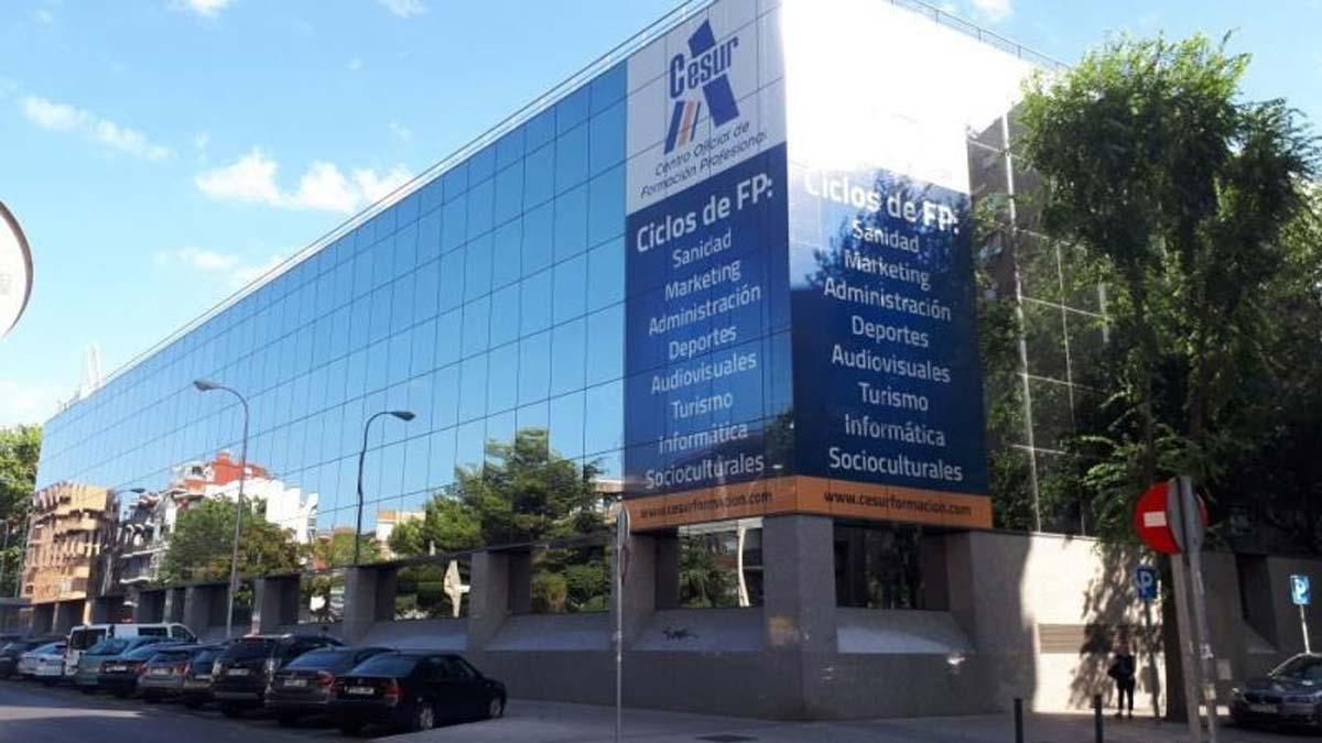Cesur lidera el 'FP Ranking' de centros de Formación Profesional.