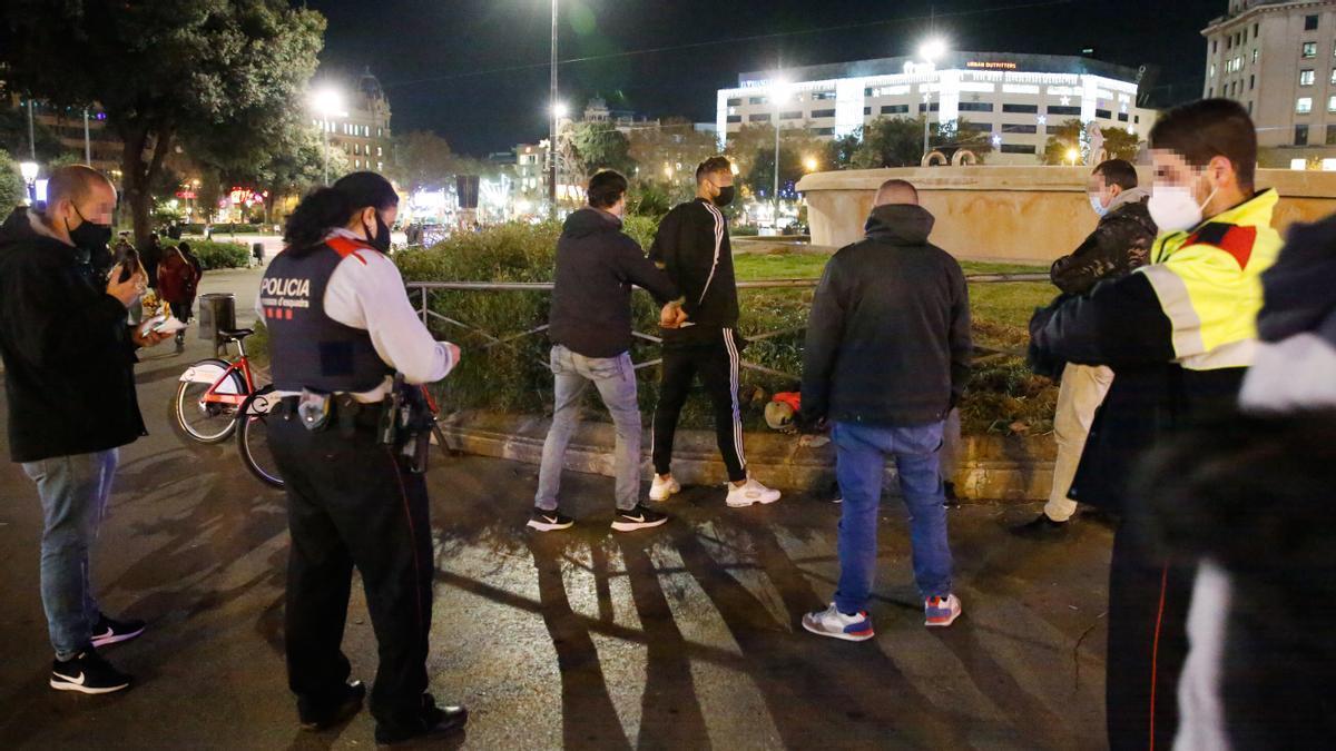 Los ladrones actúan en grupo en uno de cada cinco robos violentos