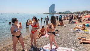 Els megabrots entre els joves de vint anys col·loquen Barcelona al capdavant de la Covid a Europa