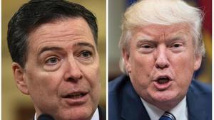 L'excap de l'FBI compara Trump amb la màfia