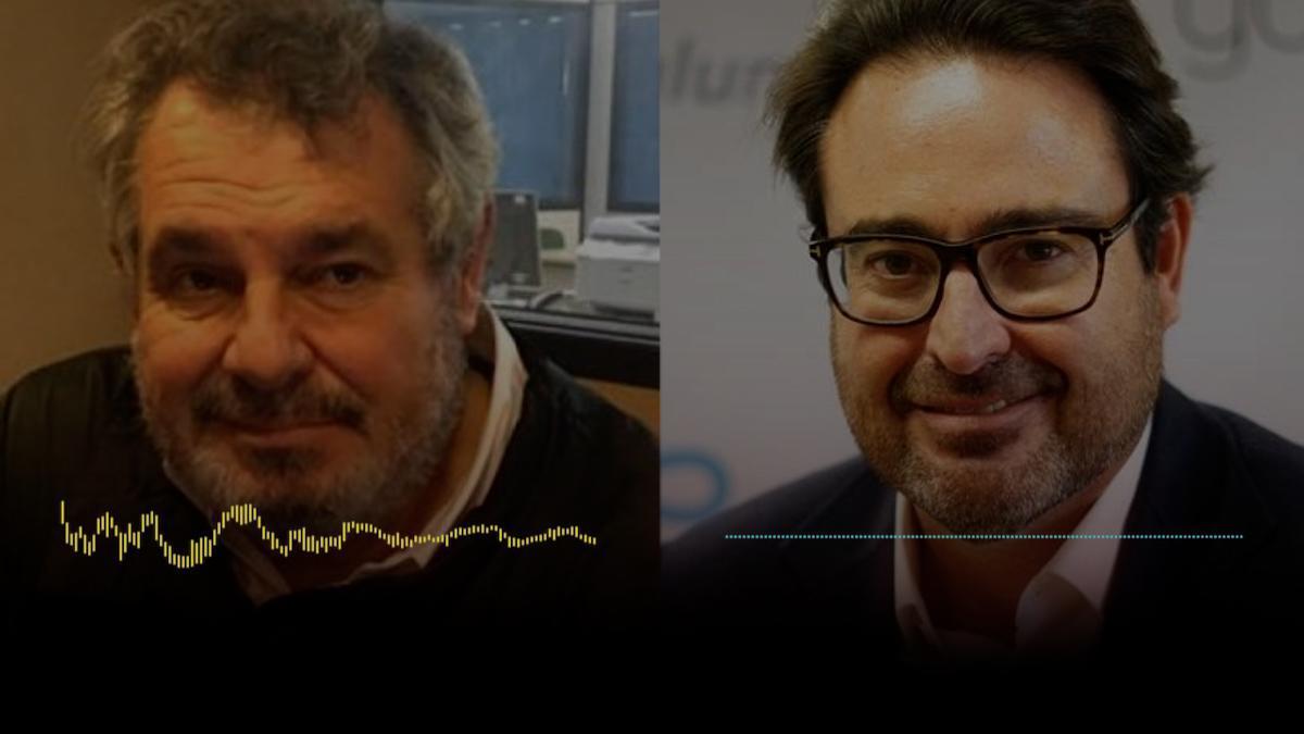 Terradelllas y Madí hablan de crear un sistema de criptomonedas.
