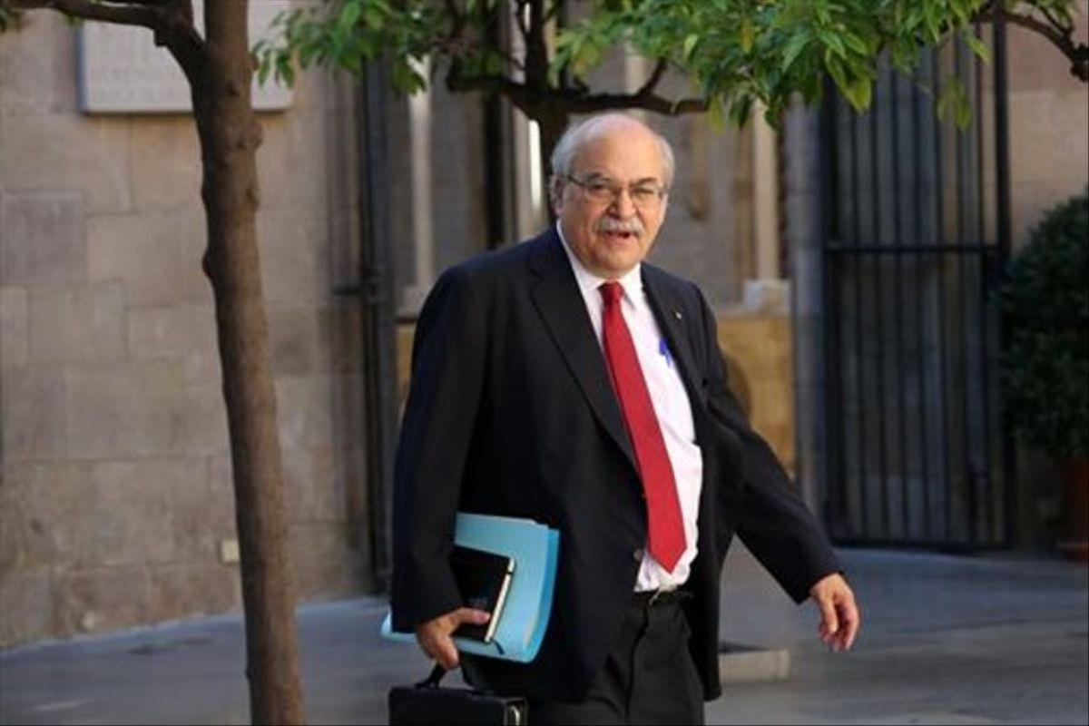 Andreu Mas-Colell'Conseller' de Economia