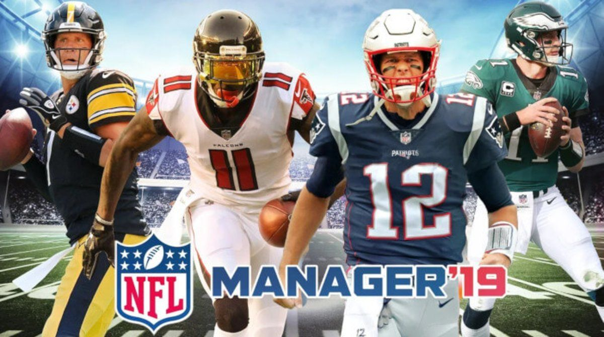 NFL Football Manager 2019.