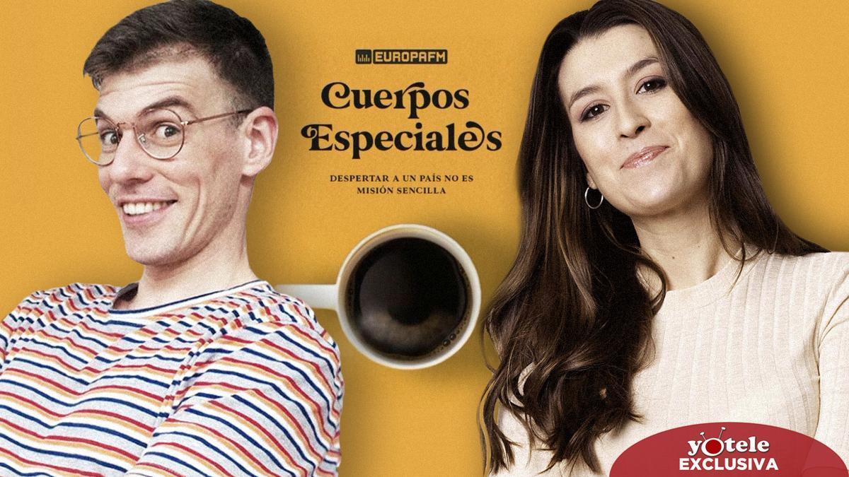 Los cómicos Eva Soriano e Iggy Rubín sustituirán a Javier Cárdenas en Europa FM
