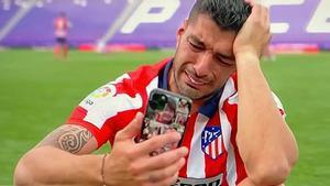 El plor de Luis Suárez: «Vaig patir molt, em van menysprear»