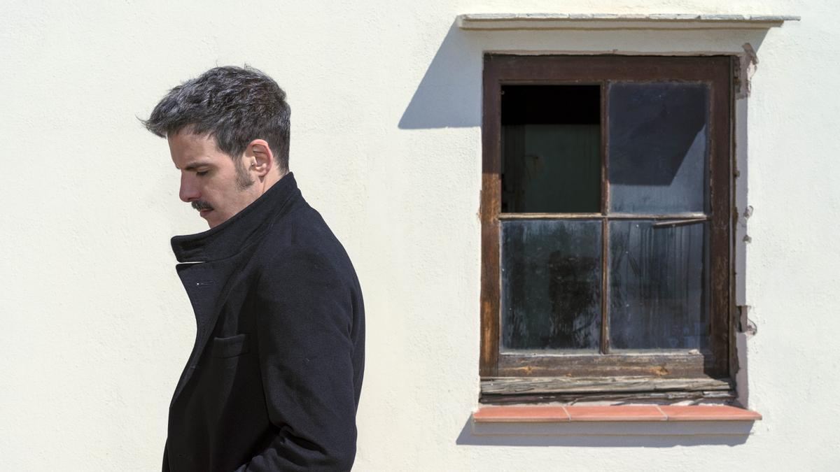 El escritor, guionista y director Javier Giner, autor de 'Yo, adicto'.