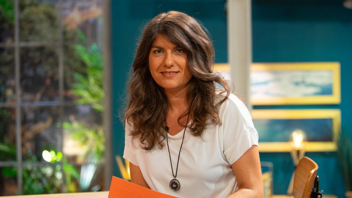 Anna Pérez Pagès, presentadora de 'Àrtic'