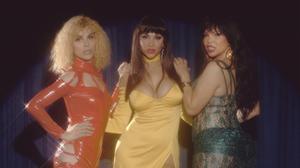 Jedet, Daniela Santiago e Isabel Torres, las actrices de 'Veneno'.