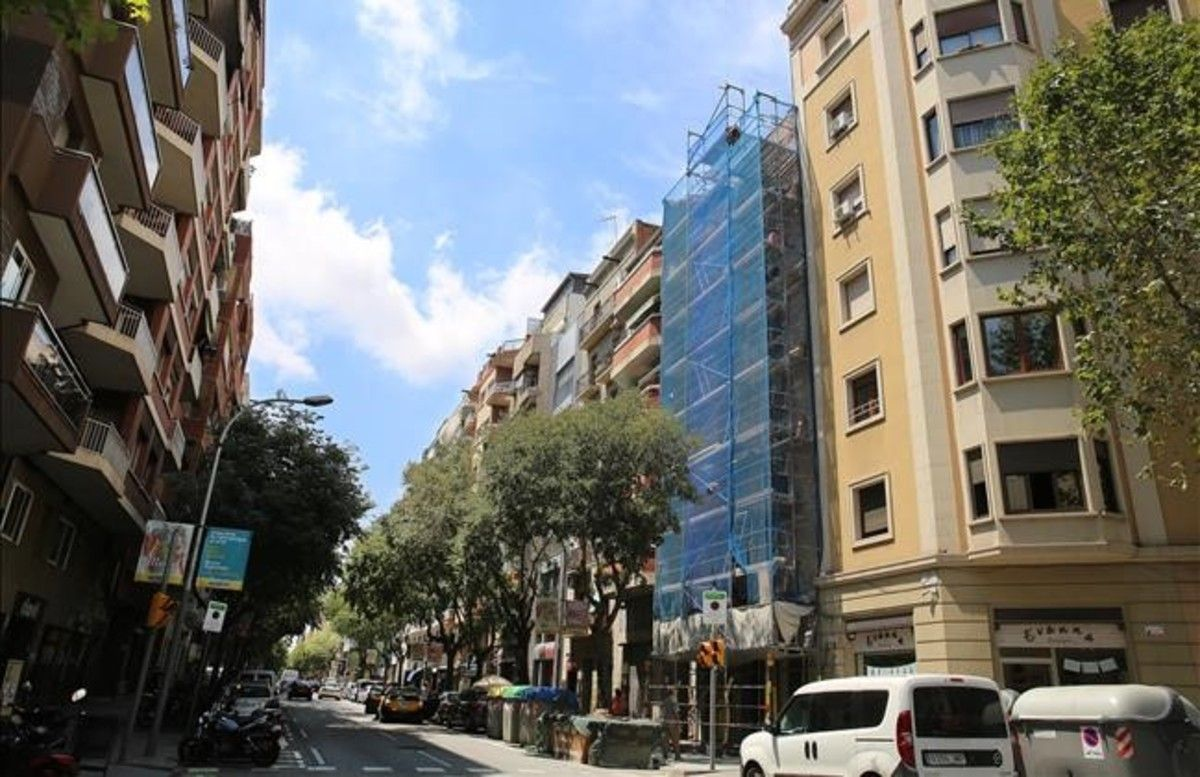 Inmuebles en Barcelona.