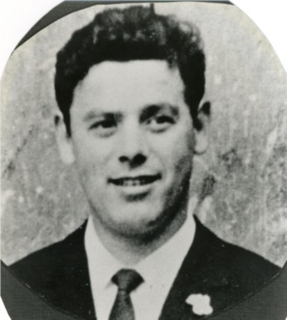 Manuel Fernández Márquez, asesinado en la térmica del Besòs por la Guardia Civil el 3 de abril de 1973.
