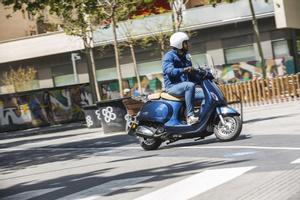 El mercado de motos cae en España