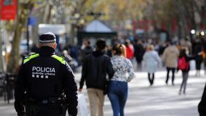 La Guàrdia Urbana deté un home per retenir il·legalment la seva exparella durant tres dies a Barcelona