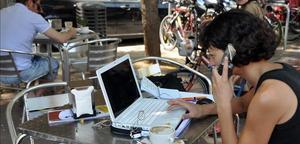 El teletrabajo ha acuñado el término de nómadas digitales.