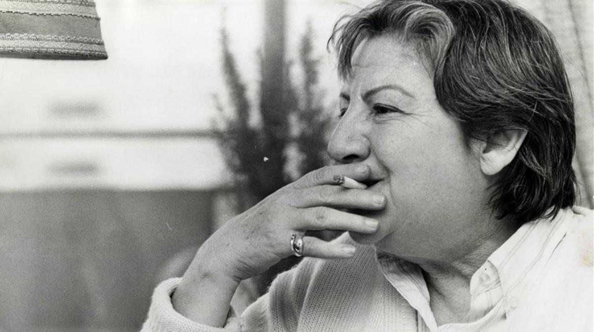 La cara B de Gloria Fuertes