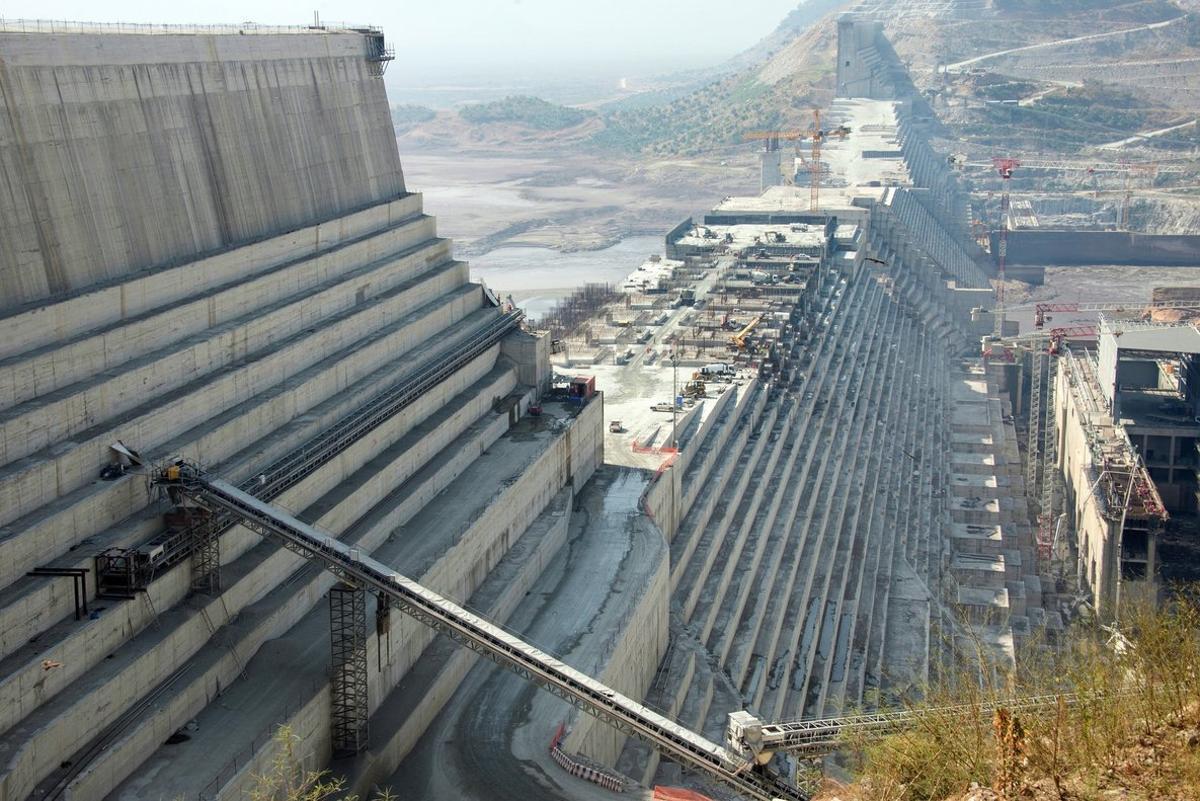 Etiopía está financiando en solitario el proyecto y espera convertirse en el mayor generador y exportador de electricidad del continente.