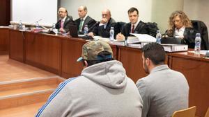 """L'acusat del doble crim d'Aspa diu que es va quedar """"en blanc"""""""