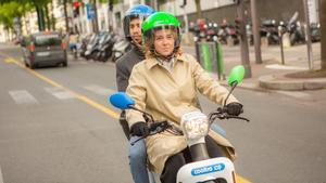 Cooltra comença a operar amb les seves motos compartides a París