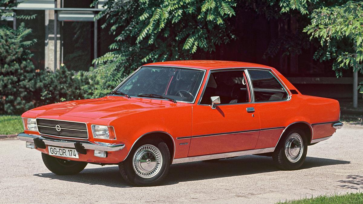 Opel Rekord D: el primer coche diésel de la firma alemana cumple 50 años